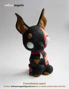 Zombie Dog Totem