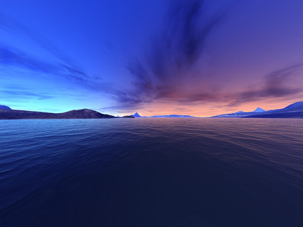 Sea of Colours by Smattila