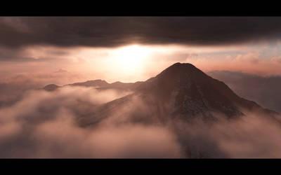 Morning Veil by Smattila