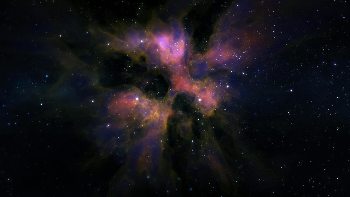 Houdini Cluster by Smattila