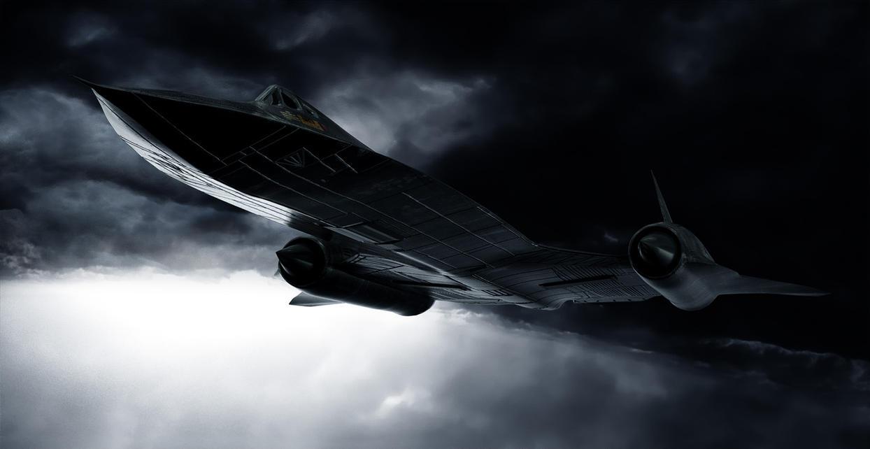 Dark Skies by Smattila