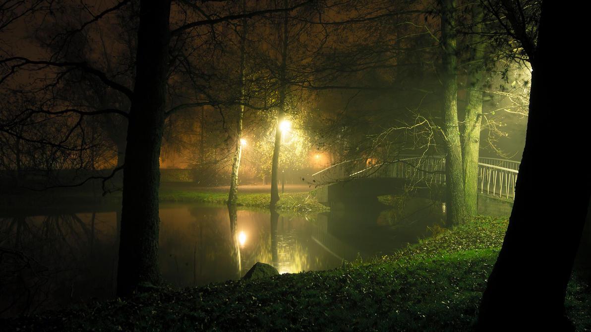 The Bridge by Smattila