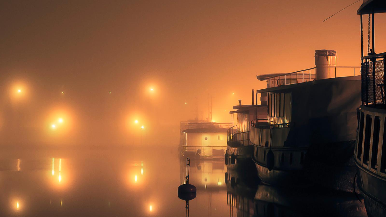 Harbor by Smattila