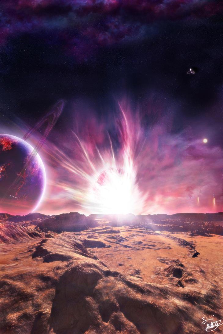 Apocalypse by Smattila