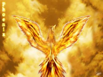 Phoenix by Smattila
