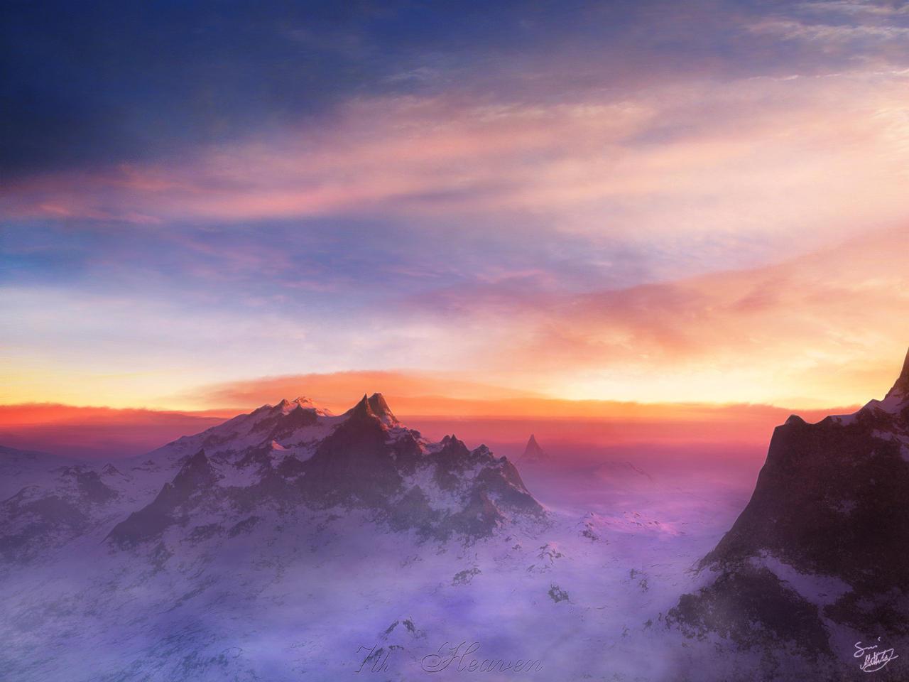 7th Heaven by Smattila