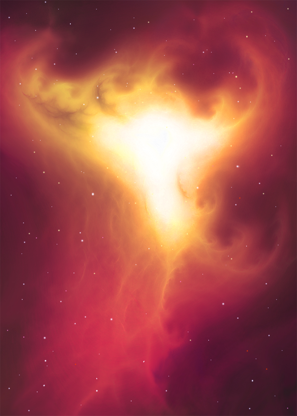 Phoenix Rising by Smattila
