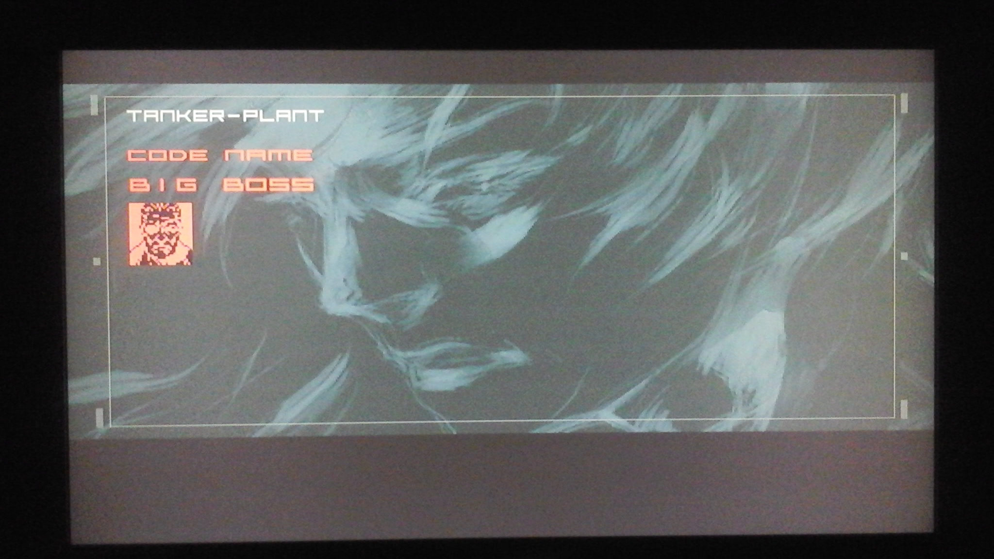 Metal Gear Solid 2 Big Boss Run 2 By Wilhitewarrior On