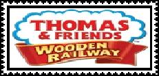 Thomas Wooden Railway stamp by RailwayFan2001