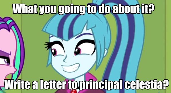Letter to Principal Celestia by DarkKawaiiYuuto