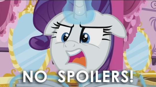 No Spoilers! by DarkKawaiiYuuto