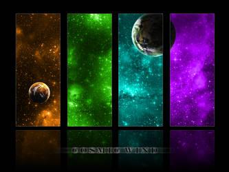 Cosmic Wind by cliq