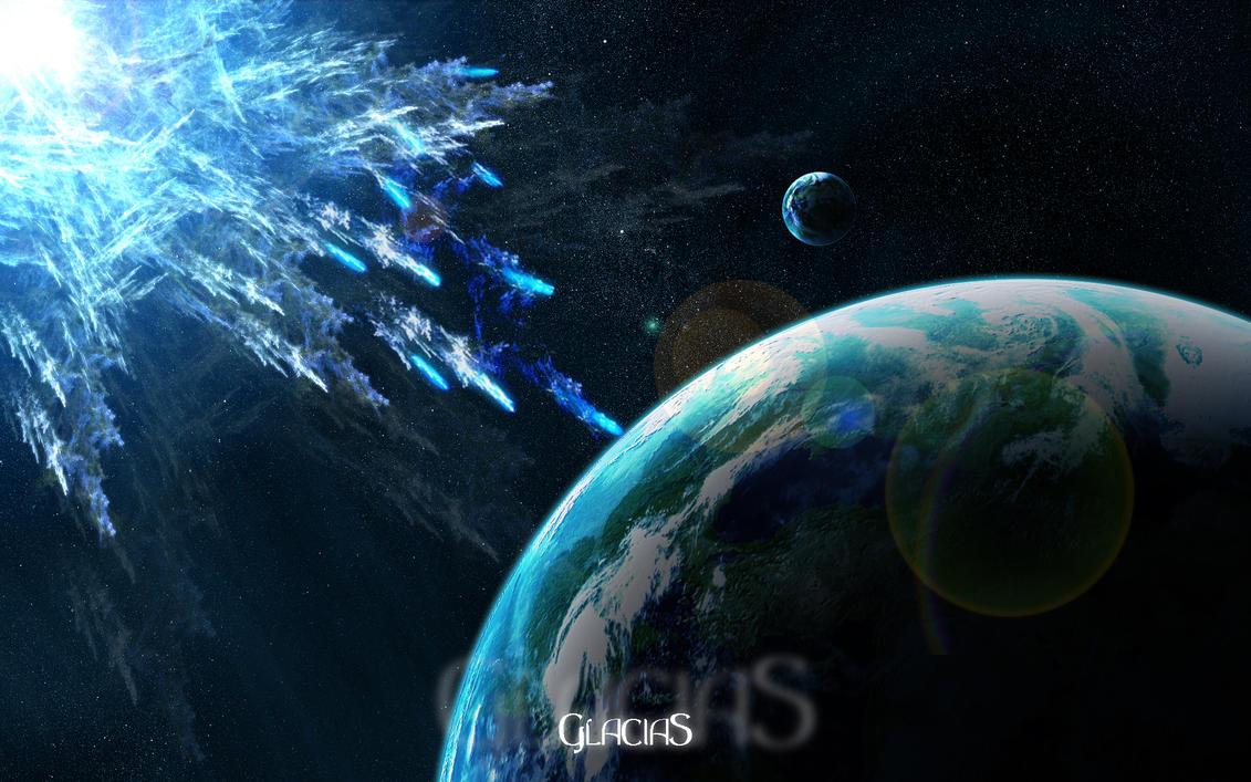 Glacias II by cliq