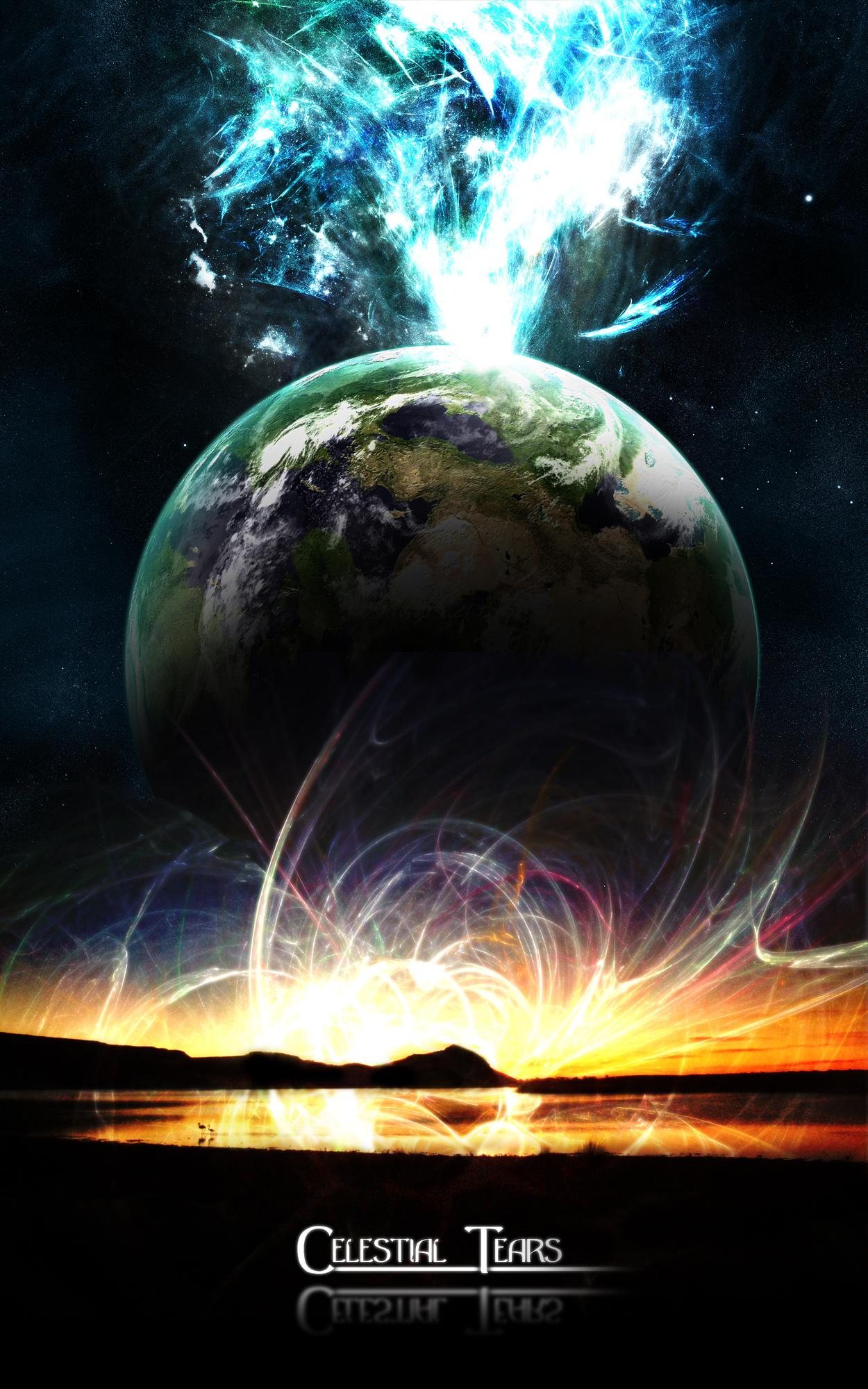 Celestial Tears by cliq