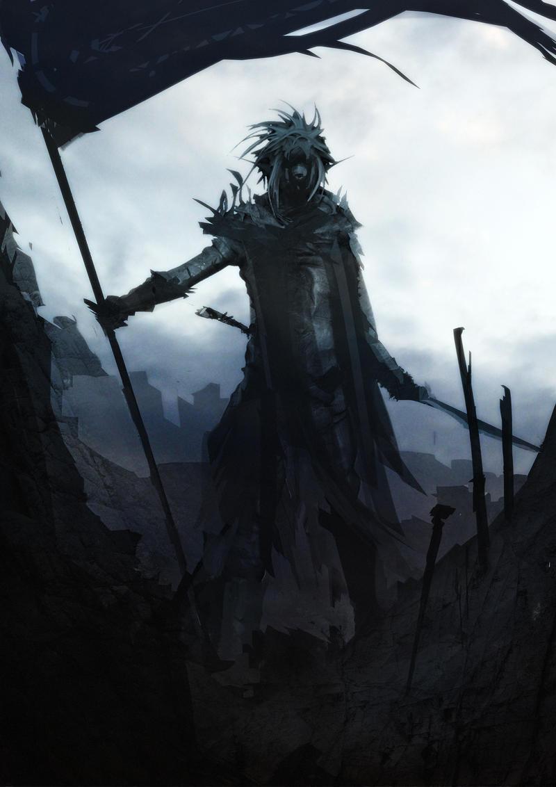 Rise of the Celeyn by Y-mir