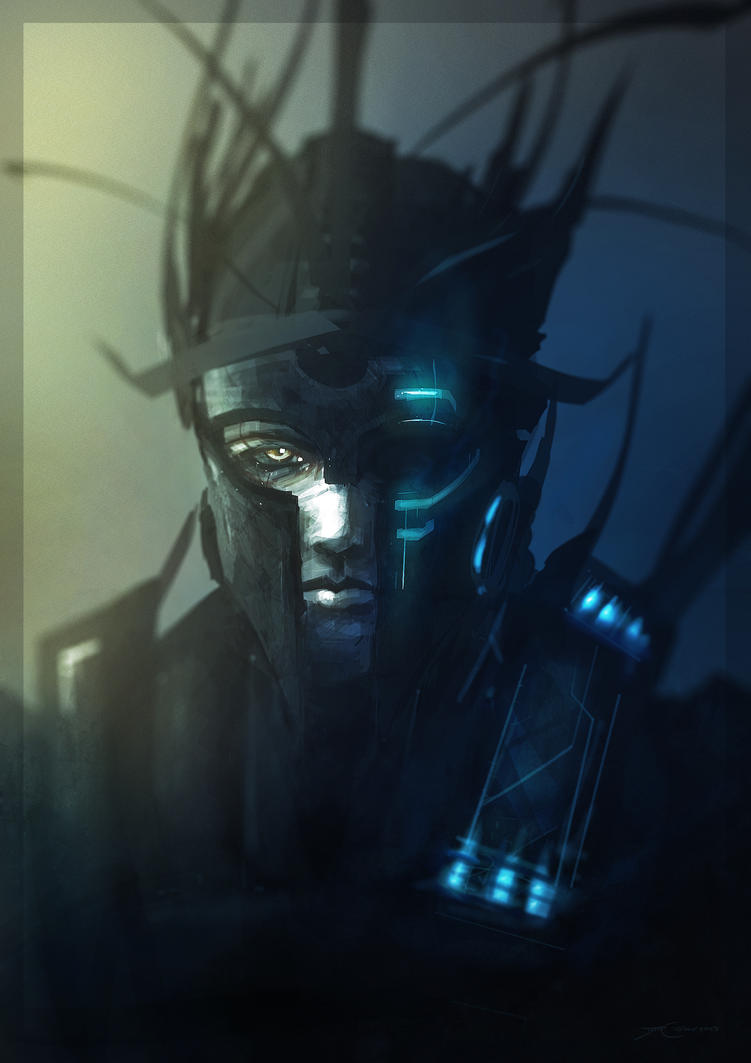 Nephilim armored by Y-mir