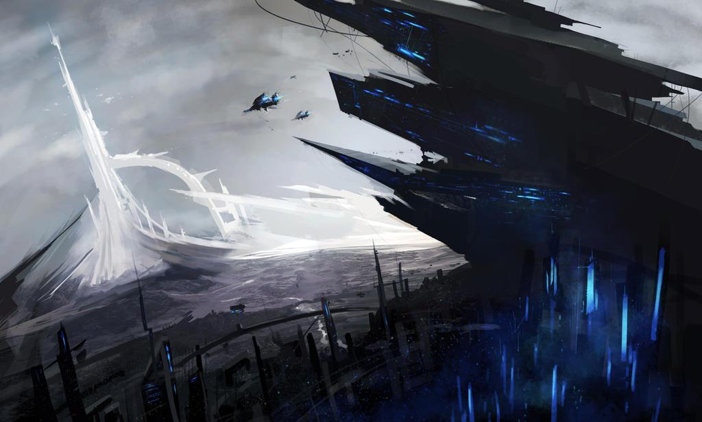 The Citadel by Y-mir