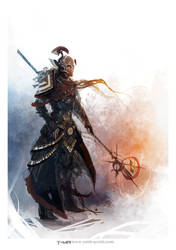 Sorcerer by Y-mir