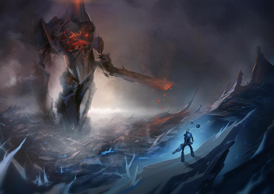 Extinction by Y-mir