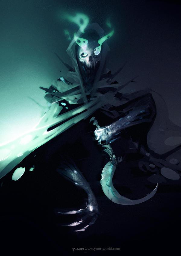 Ouroboros Noctis by Y-mir