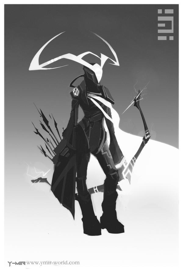 Son of the Astyr - Eibon by Y-mir