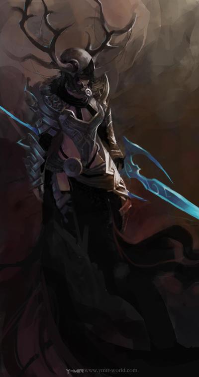 Norn Guardian by Y-mir