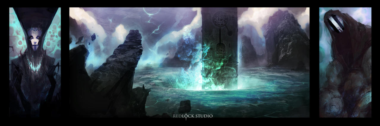 Shattered - Hierakon by Y-mir