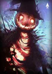 Creepy Nightmare from the Land of Hypnos