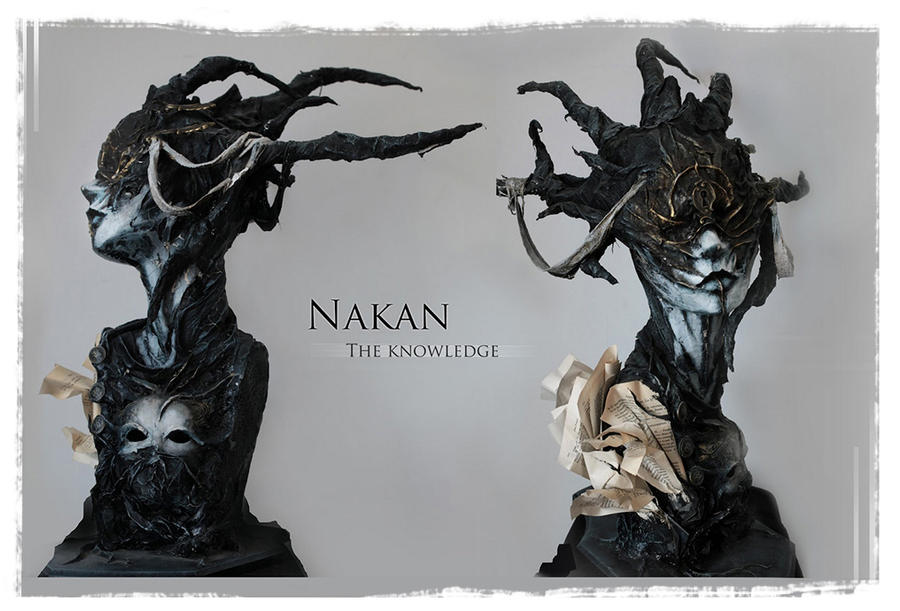 Nakan - The Knowledge by Y-mir