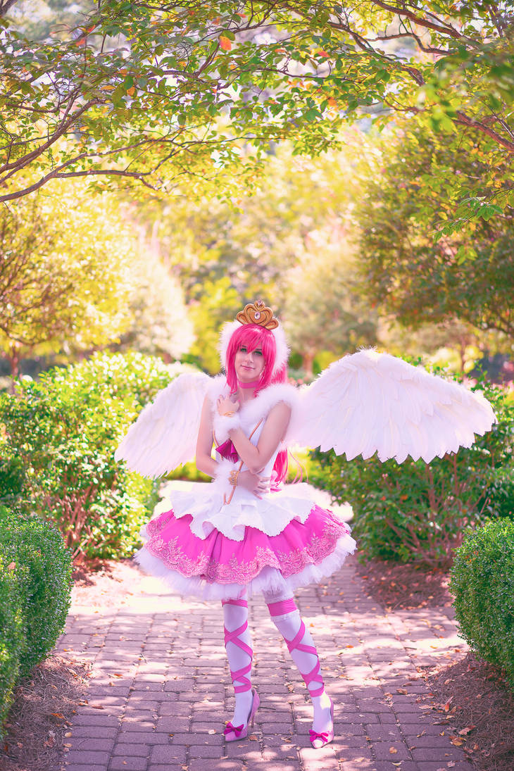 Love Angel by Polyploidy