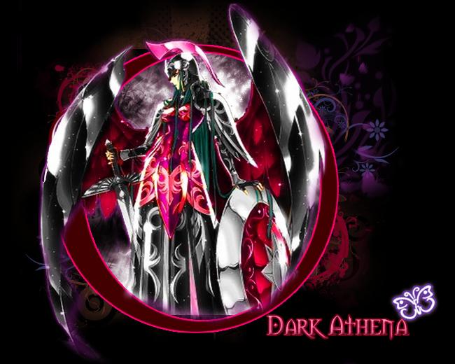 Dark Athena by GiokaTenshi
