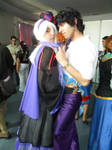 Play with me    Genderbend Frollo cosplay