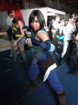 The Avatar is Back! || Korra Cosplay