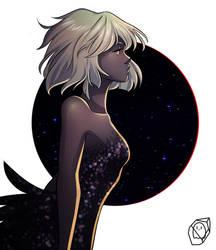 Sky mermaid