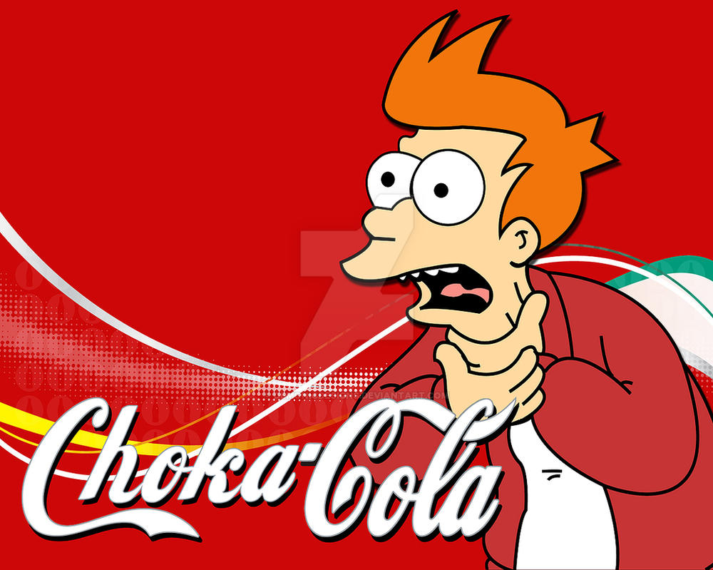 Futurama: Choka-Cola by DemonicDesigns