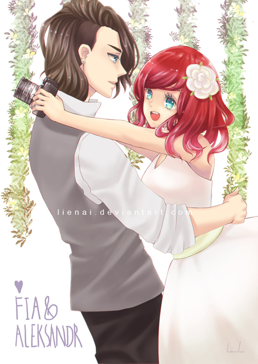 Fia's love by LieNai