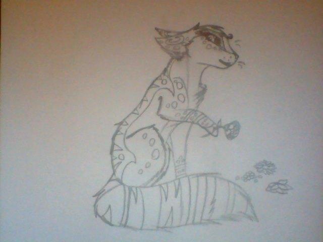 Speckledleaf by Ravenflightsshadow1