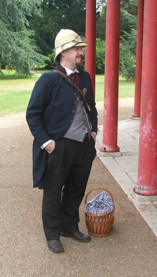 Victorian Steampunk Stock 47 by Aethergoggles-Stock