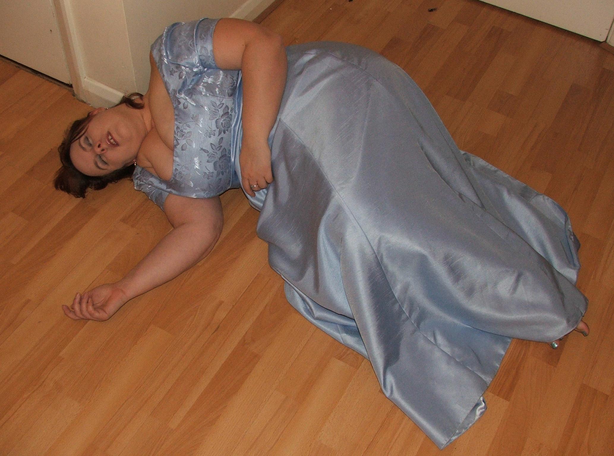 Dead Woman Body Dead female stock 3 by