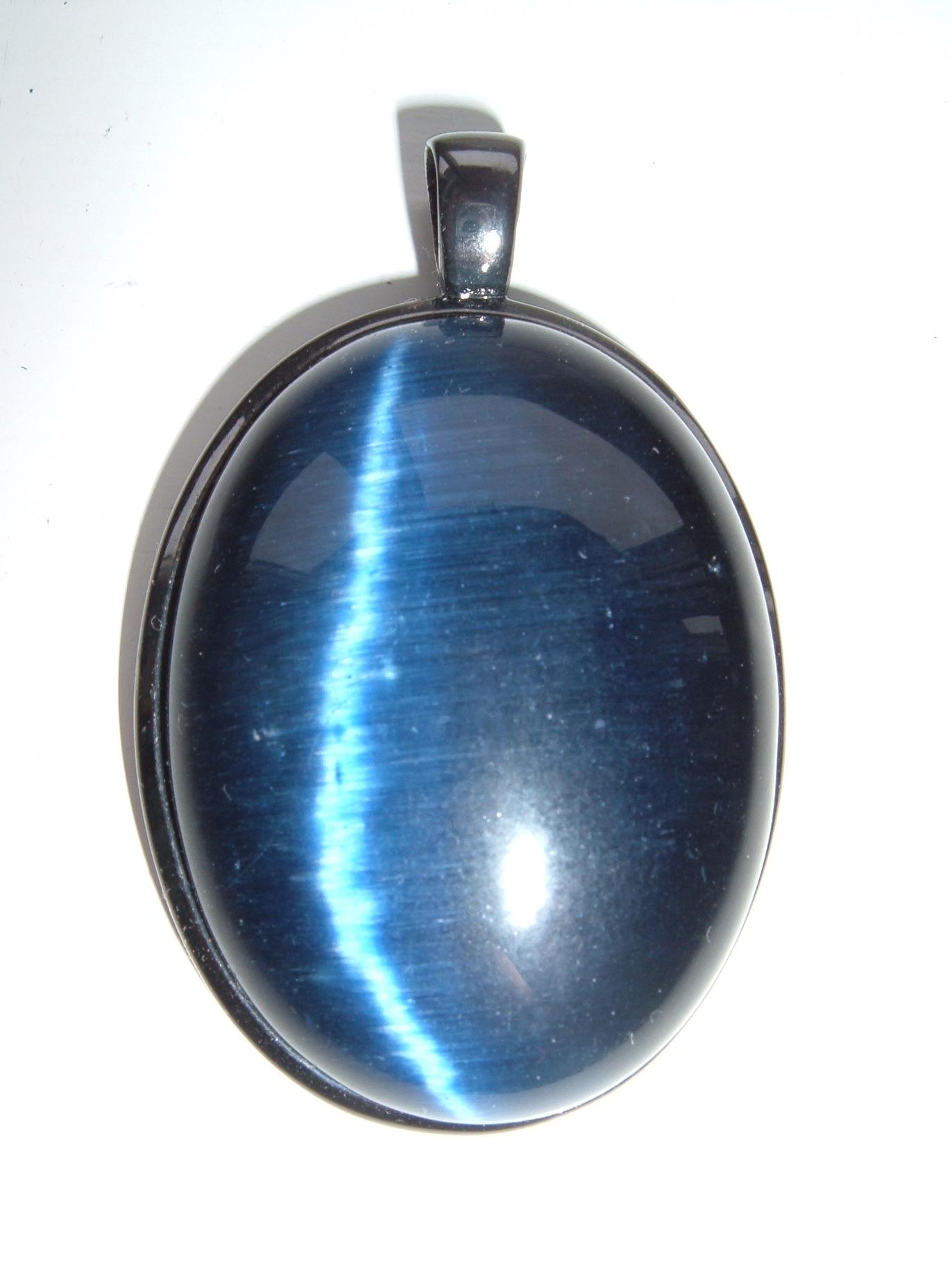 blue pendant stock