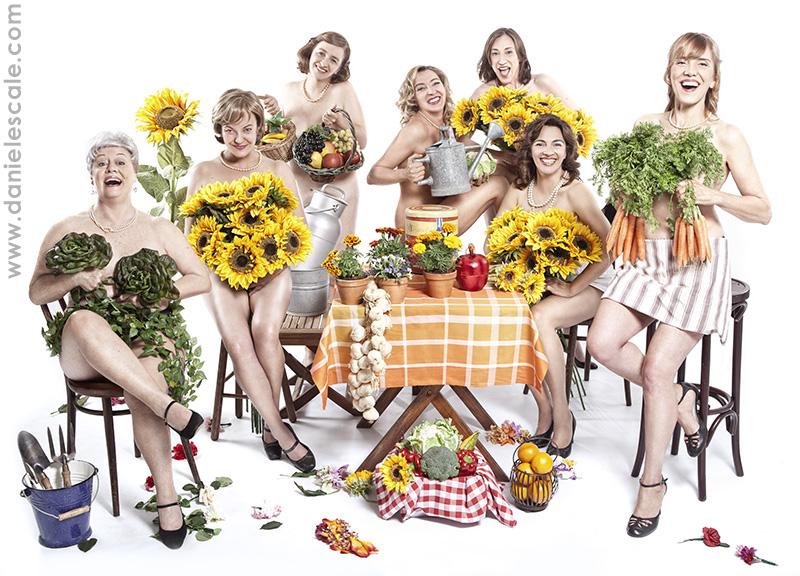 Calendar Girls 04 by danielescale
