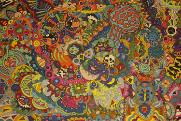 Speaking through Colors by darkpsy1