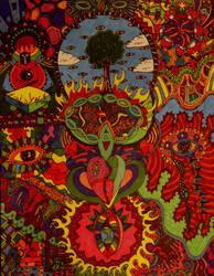 Medicinal Rhythms by darkpsy1