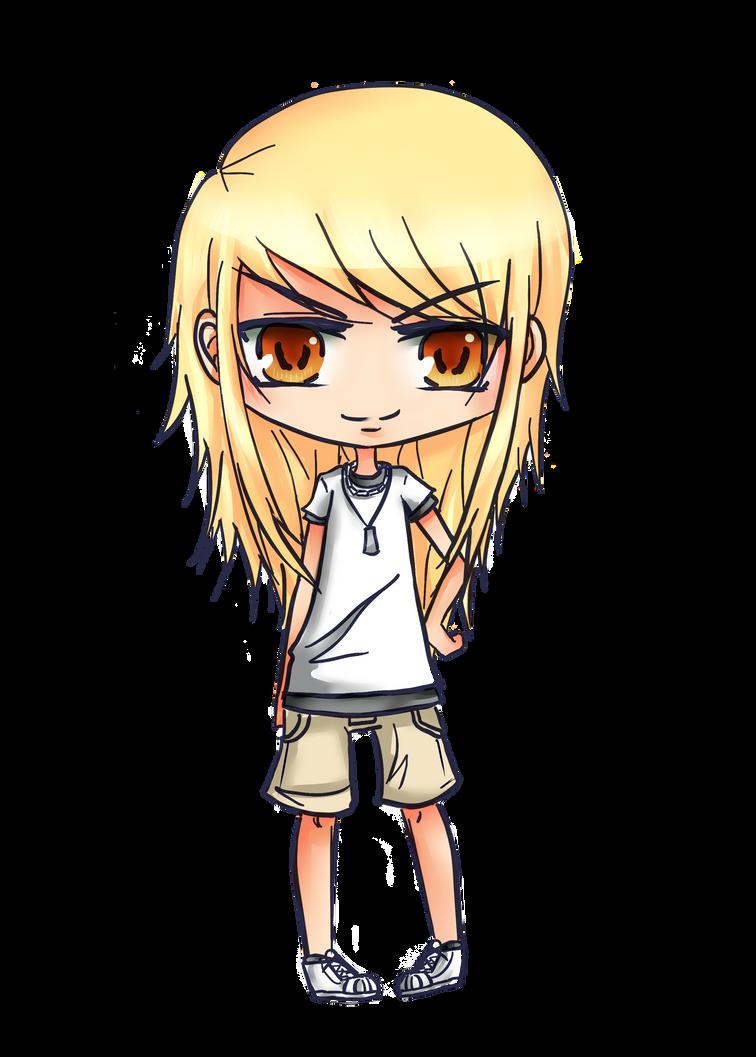 C: Rhys by Kawaiishi