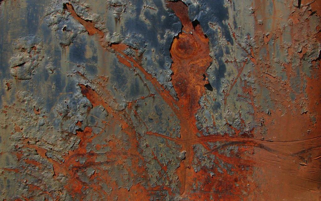 Junk Truck Rust Texture