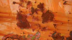Junk Truck Rust Texture VI