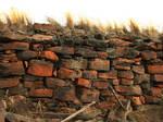 Chunky Rock Wall by FoxStox