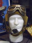 Aviator Cap and Goggles