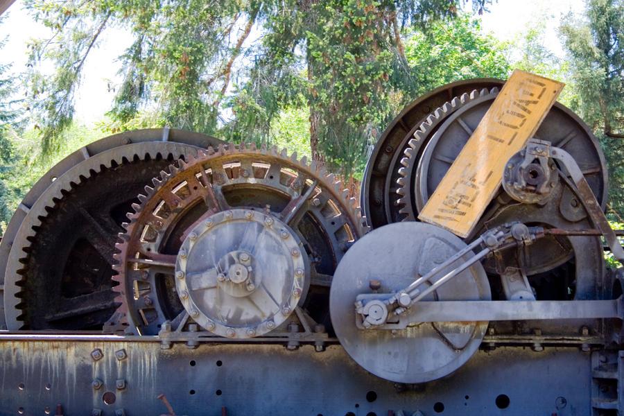 Industrial Gears Galore 1
