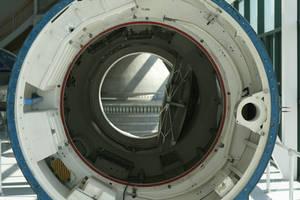 Major Tom Space Capsule by FoxStox